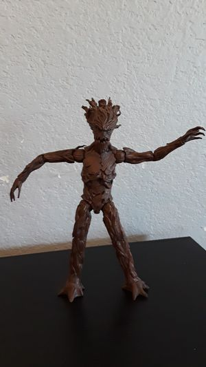 Marvel legends groot action figure for Sale in San Diego, CA