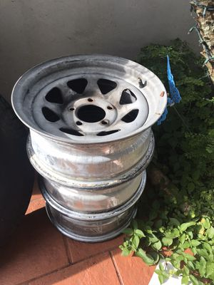 """13. And 14"""" rims. 20.00 each for Sale in Miami, FL"""