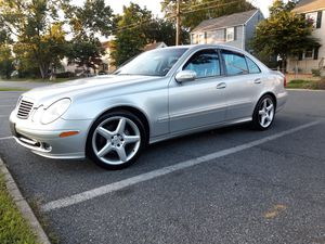 05 Mercedes Benz E500 AMG for Sale in Mount Rainier, MD