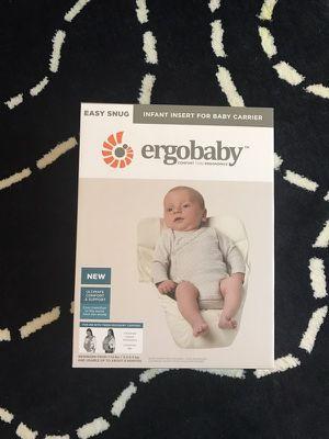 Ergobaby baby carrier insert for Sale in Oakton, VA