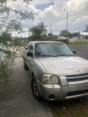03 Nissan frontier for Sale in Lake Worth, FL