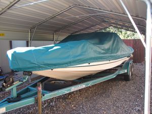 1995 Cajun Fish & Ski Travis Edition Boat for Sale in Lakeside, AZ