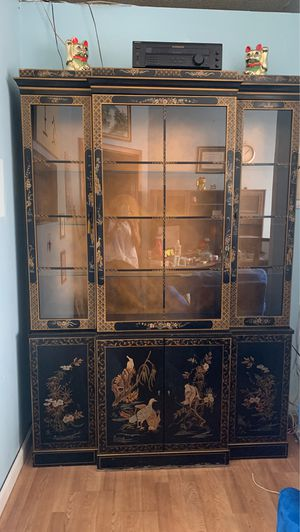 Antique Chinese Cabinet for Sale in Miami, FL