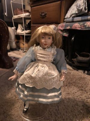 Porcelain doll for Sale in San Angelo, TX