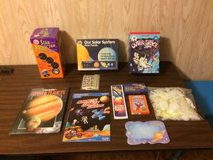 Puzzles & games, toys about space for Sale in Woodbridge, VA