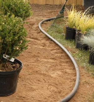 Landscape Polyethylene Edging 3 different types available for Sale in Smyrna, GA