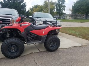 2018 suzuki king quad 750xi 4x4 automatic power sterring for Sale in Sioux City, IA