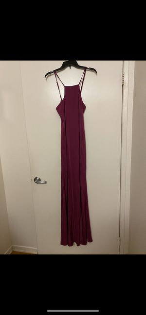 Wine dress for Sale in Lakeside, CA