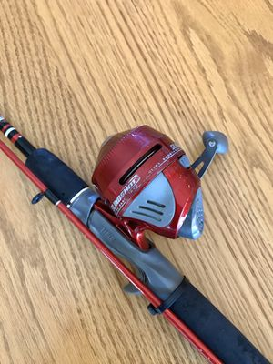 Fishing rod and reel for Sale in Gilbert, AZ