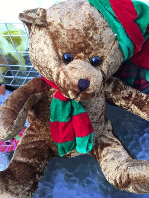 3 STUFFED BEARS for Sale in Newfield, NJ