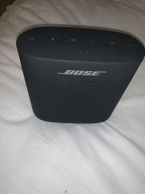 Bose Soundlink Color II- Black for Sale in Newnan, GA