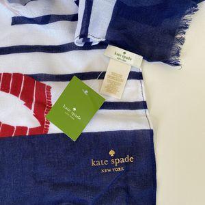 Kate Spade Nautical Scarf-BRAND NEW for Sale in Laguna Beach, CA