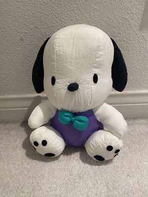 Sanrio Pochacco Doll for Sale in Rosemead, CA
