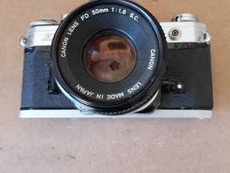 Cannon 50mm Vintage Camera for Sale in Henderson,  NV