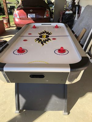 Air Powered Hockey Table. for Sale in Youngsville, NC