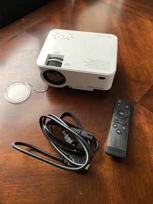 White Video and Photo Projector for Sale in Miami, FL