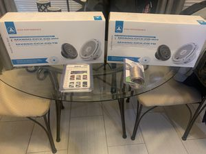 """JL Audio Marine Speakers Brand New 6.5"""" with accessories for Sale in Kennedale, TX"""