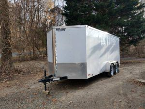 Enclosed trailer for Sale in Woodbridge, VA