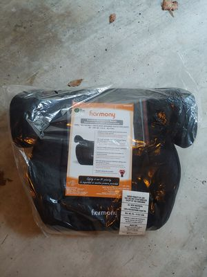 Harmony booster car seat for Sale in Seattle, WA