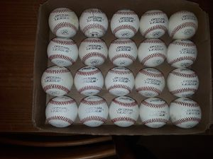 BASEBALL'S FOR SALE!!!!! for Sale in Delray Beach, FL