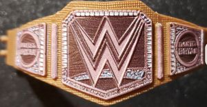 New WWE Daniel Bryan Eco-Friendly Championship Belt. (For Action Figures) for Sale in Apopka, FL