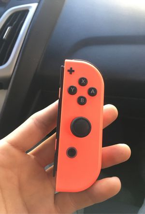 Nintendo switch red right side for Sale in Miami, FL