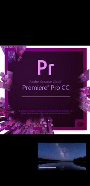 Premiere Mac or Windows for Sale in Atlanta, GA