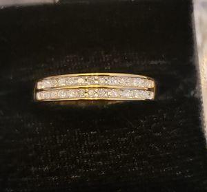 10k Gold and Diamond Ring for Sale in El Cajon, CA