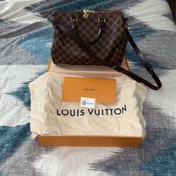 Louis Vuitton-Speedy bandouière 30 for Sale in Boston,  MA
