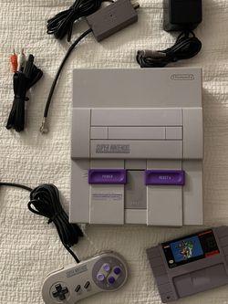 Super Nintendo Console for Sale in Ventura,  CA
