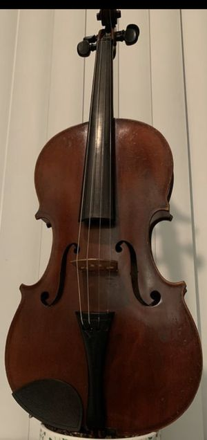 Jérôme Thibouville-Lamy – J T L medio fino French Full size antique violin circa 1870 for Sale in Irvine, CA