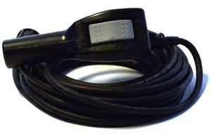 New Warn Winch Industrial Series Remote - 30 foot cable - 88527 Winch Remote Control for Sale in Renton, WA