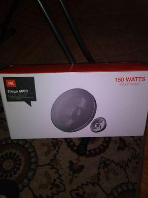 """JBL 6 1/2"""" speakers 150 watts for Sale in Ontario, CA"""