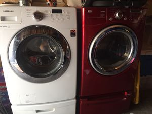 Washer and dryer for Sale in Laguna Niguel, CA