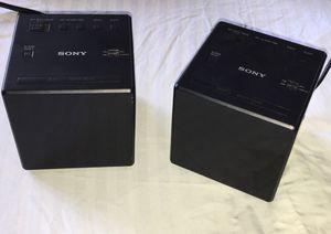 Black Sony Alarm Clocks for Sale in Saint Petersburg, FL