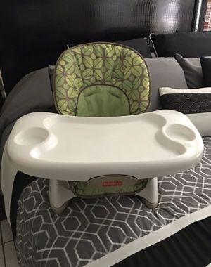 Silla de comer para bebé. for Sale in Hialeah, FL