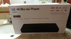 Brand new 3D 4k LG blu-ray player for Sale in Oakland Park, FL
