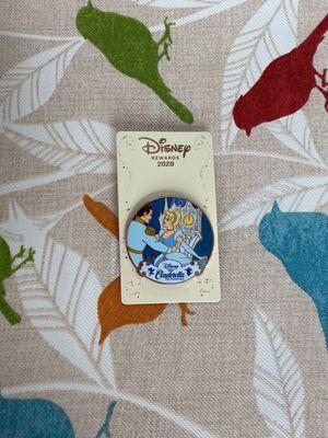 Disney reward 2020 Cinderella 70th Anniversary pin for Sale in San Leandro, CA
