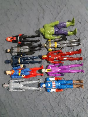12inch Marvel Figures for Sale in Valrico, FL