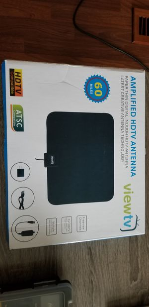 Indoor HDTV antenna for Sale in Concord, VA