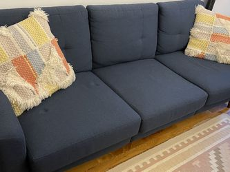 Burrow Nomad Sofa With Ottoman for Sale in Brooklyn,  NY
