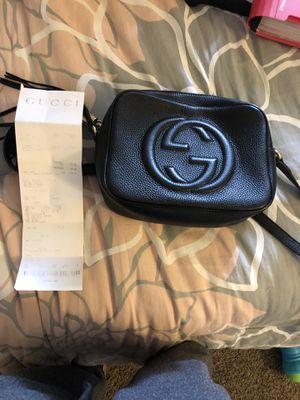 Authentic gucci bag for Sale in San Jose, CA