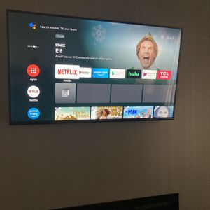 Android TV 50 INCH for Sale in Bell Gardens, CA