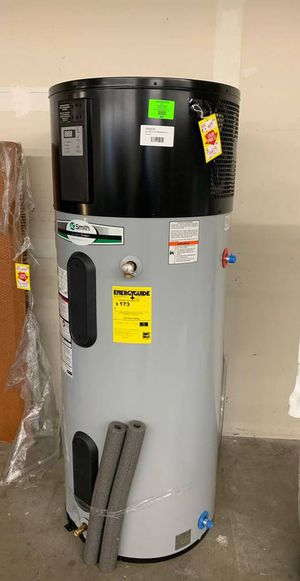 80 gallon AO Smith Water Heater with Warranty 69 for Sale in El Paso, TX