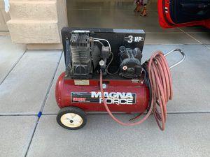 3HP Sanborn 20 Gal. 110/220 Air Compressor for Sale in Scottsdale, AZ