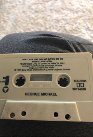 George Michael cassette for Sale in Sloughhouse, CA