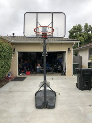 Portable Basketball Hoop for Sale in Brea, CA