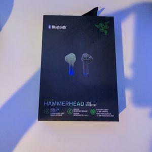 Razer Hammerheads-True Wireless Earbuds- Negotiable for Sale in Pasadena, CA