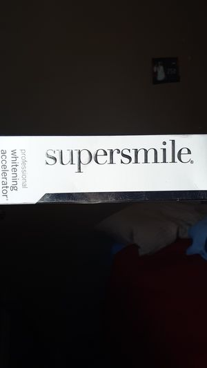 Supersmile advanced whitening for Sale in Orange, CA