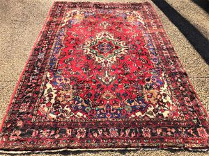 PERSIAN ISFAHAN HAND KNOTTED RUG – 7.0 x 10.3 for Sale in Glen Allen, VA